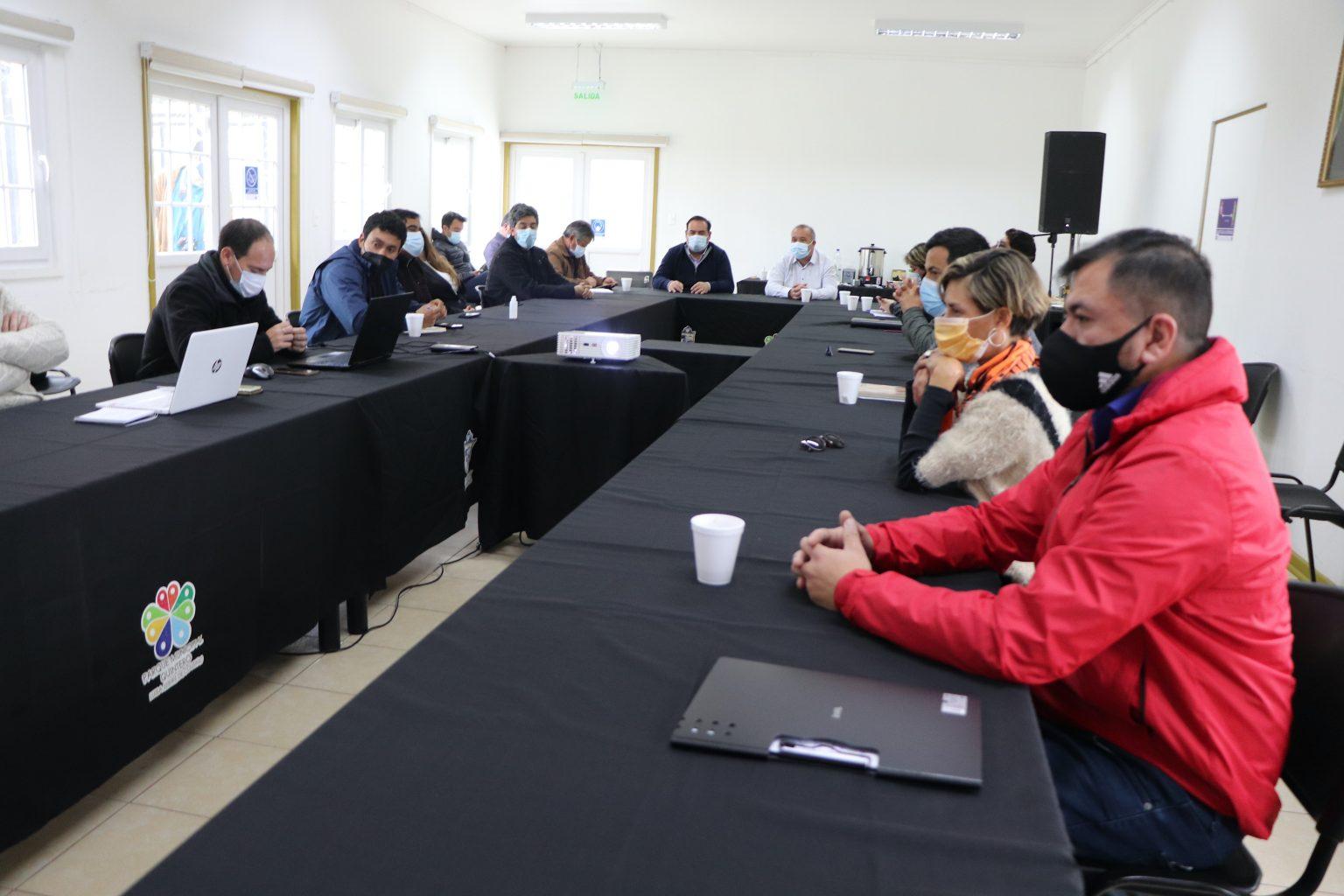 Asociación de Comunas Costeras Puchuncaví – Quintero retoma reuniones para mejorar gestión ambiental